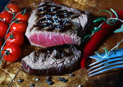 Steak k
