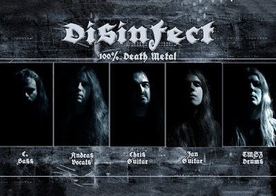 Disinfect-Band
